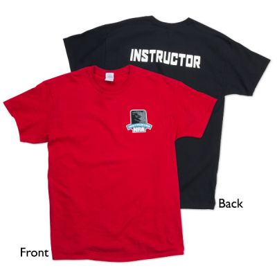 NRA Certified Instructor T-Shirt
