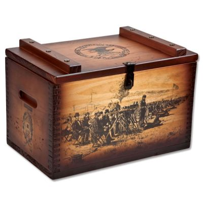 NRA Creedmoor Commemorative Ammo Box