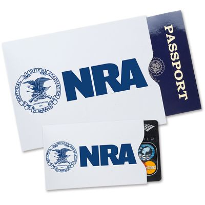 NRA RFID Blocking Secure Sleeve Value Pack
