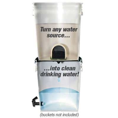 Portable Water Filter Kit