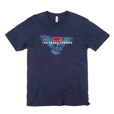 CT 30520, NRA 150 Years Strong Eagle Tee 1