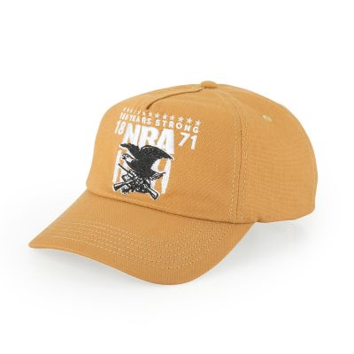 HT 30524, NRA 150 Years Strong Duck Canvas Cap