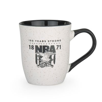 GL 30527, NRA 150 Years Strong Stoneware Mug