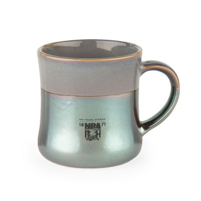 GL 30527, NRA 150 Years Strong Handcrafted Two-Tone Mug