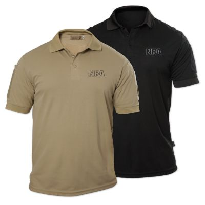 NRA Customizable Range Polo