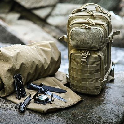 Tactical Loaded Bugout Bag