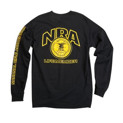 NRA Life Member Long Sleeve