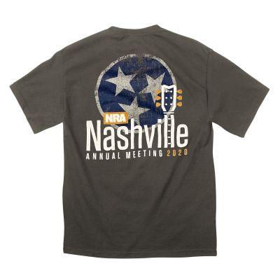 AM 158, NRA Nashville TN Star T-Shirt