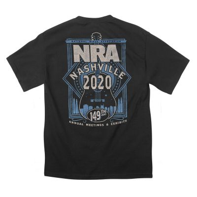 AM 159, NRA Nashville Go To Town T-Shirt