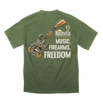 AM 164, NRA Nashville Stratoblaster T-Shirt