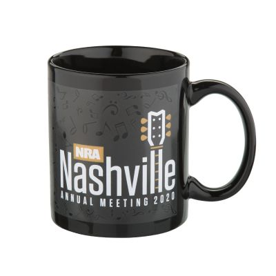 AM 25461, NRA Nashville Music City Mug