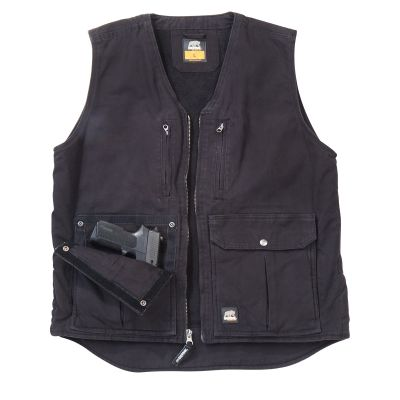 NRA Tactical Berne Quick-Access CCW Vest