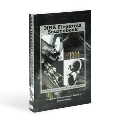 NRA Firearms Sourcebook - BK 01548