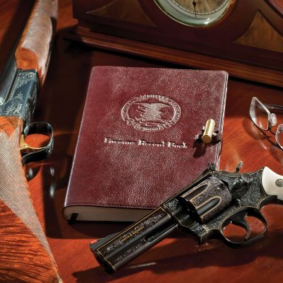 NRA Firearms Record book - BK 01550