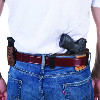 water buffalo holster combo