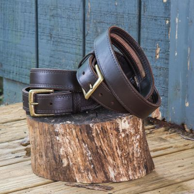 NRA Coronado Double Thick Gun Belt1
