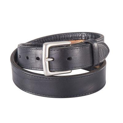 NRA El Dorado Double Thick Cash 'N' Carry Belt Black 32