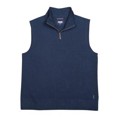 NRA Men's 1/4 Zip Vest