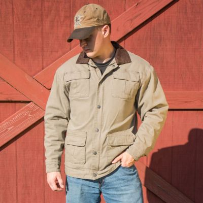 NRA CCW Ranch Coat - CO 766