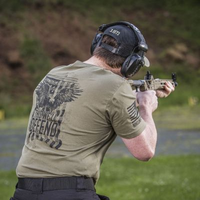 "NRA Nine Line ""This We'll Defend"" T-Shirt"