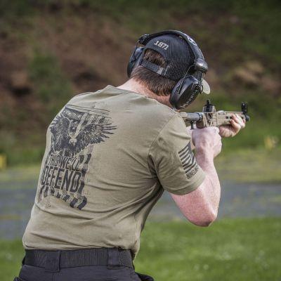 "NRA Nine Line ""This We'll Defend"" T-Shirt"