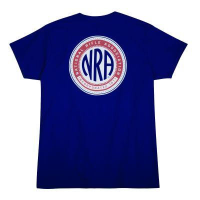 NRA Women's Mono Ring T-Shirt