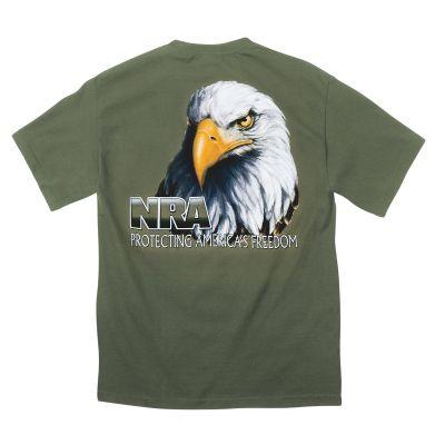 NRA American Eagle Tee