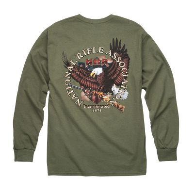 NRA Force of Freedom Long Sleeve Shirt