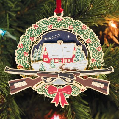 2020 NRA Christmas Ornament