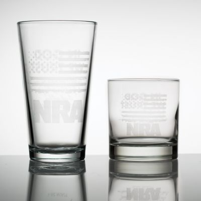 "NRA Testament ""In God We Trust"" Glasses"