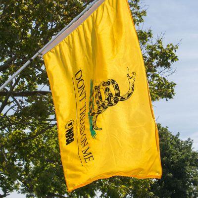 NRA Gadsden Flag - HO 22469