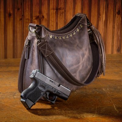 Buffalo Gal CCW Hobo Handbag