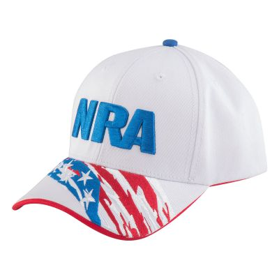 NRA Life Member Stand Out Cap