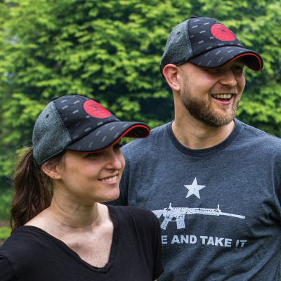NRA Red Seal Cap - Men's and Women's