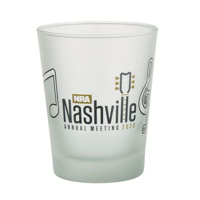 AM 25463, NRA Nashville Music City Old Fashioned Glass