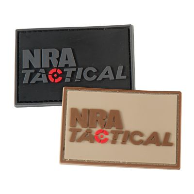 NRA Tactical PVC Morale Patch