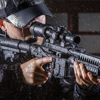 NRA Tactical Tri-Illuminated First Focal Plane Scope
