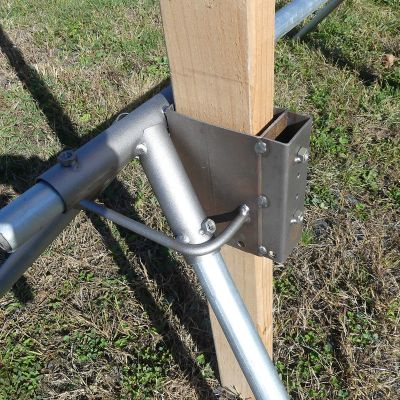 Long Distance Steel Target Stand