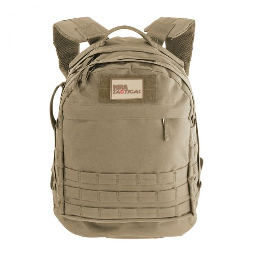 NRA Tactical Ranger CCW Pack Coyote