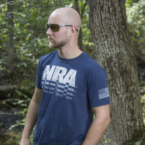 NRA SuperSoft Fade T-Shirt