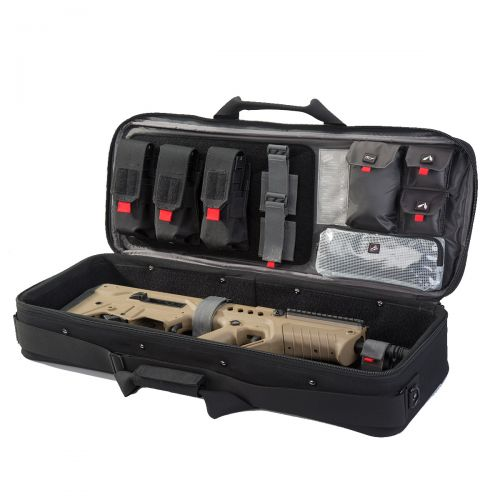 Customizable Range Ready Rifle Cases