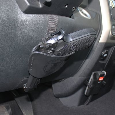 "NRA ""Buckle Down"" Vehicle Holster"