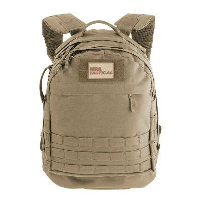NRA Tactical Ranger CCW Backpack Coyote 1