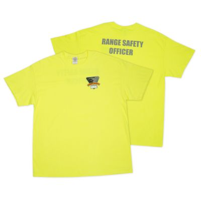 NRA Range Safety Officer T-Shirt