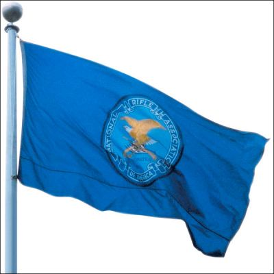 NRA Official Seal Flag