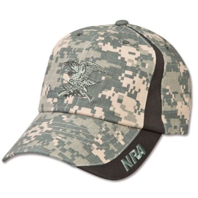 NRA Digital Camo Hat