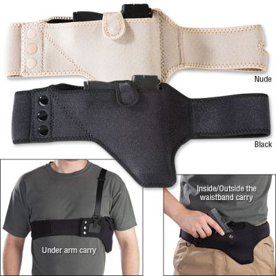 NRA Pistol Wear Convertible Security Holster