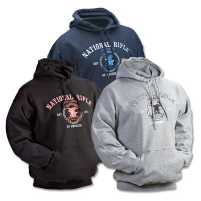NRA Hooded Sweatshirts