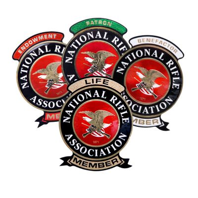 NRA Member Decals - 3 Pack