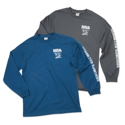 NRA Liberty Long Sleeve T-Shirt